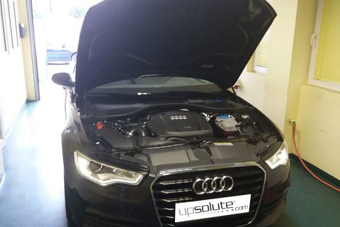 Chiptuning AUDI A6 TDI 2.0 CR, 2014