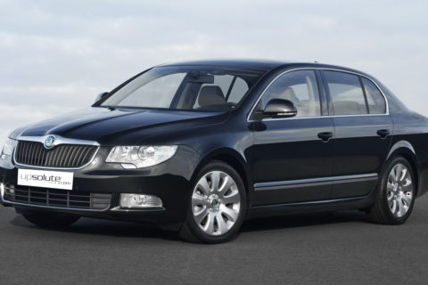 Chiptuning SKODA SUPERB II TDI 2.0 CR 170 CP