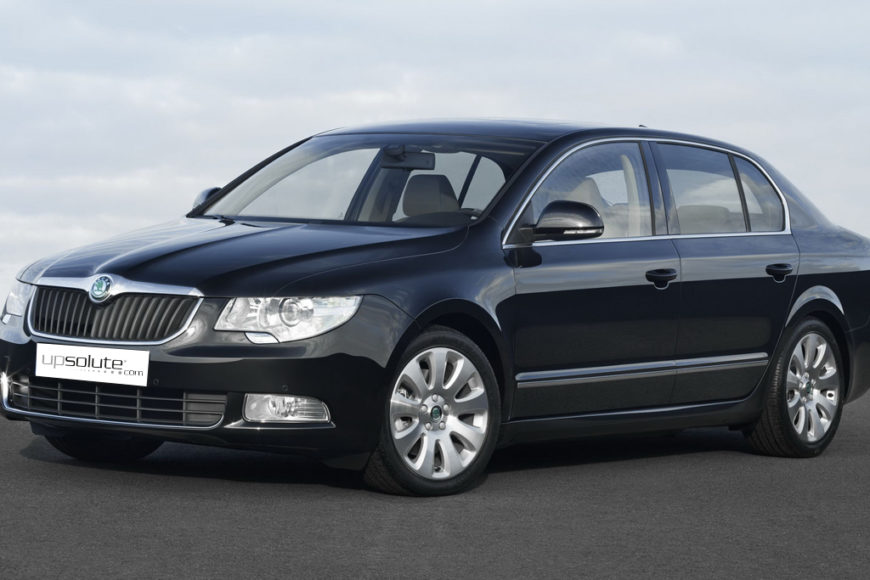 Chip tuning SKODA SUPERB II TDI 2.0 CR 170 CP