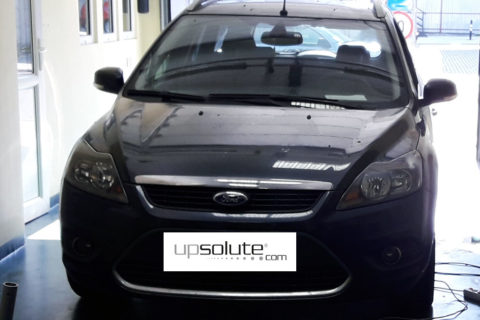 Chip tuning FORD FOCUS II TDCI 1.6 109 CP, 2008