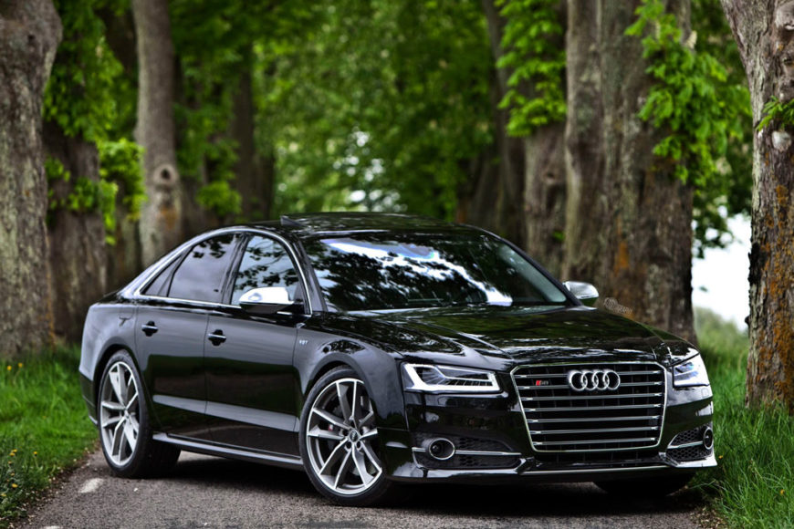 CHIPTUNING – AUDI S8 4.0 TFSI 520 CP | 2013