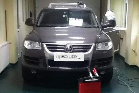 CHIPTUNING – VW TOUAREG TDI 3.0 225 V6