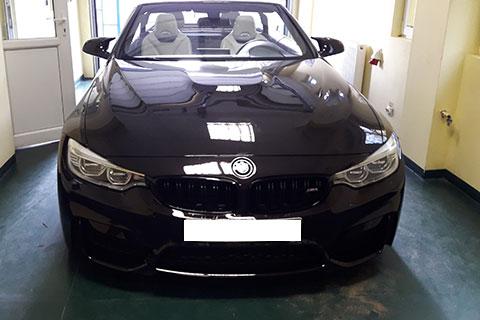 CHIPTUNING – BMW M4 431