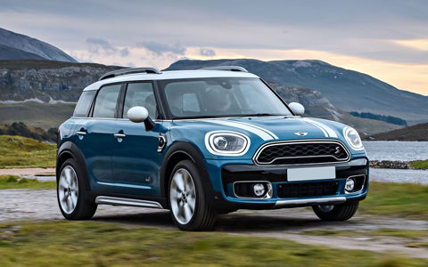 CHIPTUNING – MINI COOPER SD COUNTRYMAN 2.0 190